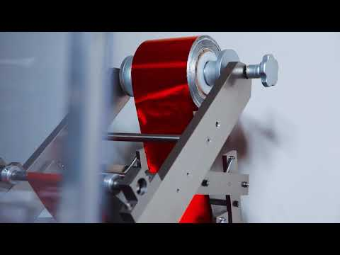 Chocolate & Patry Foil Wrapping Machine