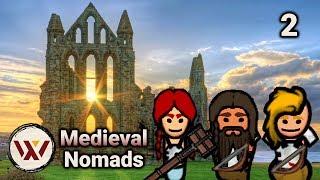 Free to Go! #6 Merciless Melee Dwarves s2 Rimworld beta 19