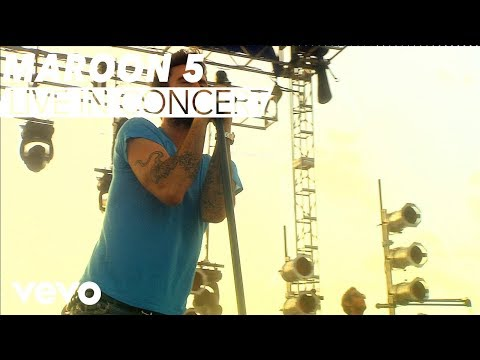Maroon 5 Moves Like Jagger Vevo Carnival Cruise