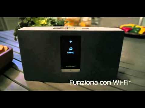 Sistema musicale SoundTouch™ Wi-Fi® portatile