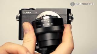 Panasonic GM5. Видео тест