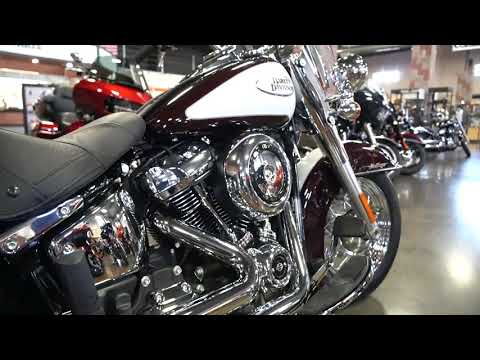 2021 Harley-Davidson Heritage Classic in Mauston, Wisconsin - Video 1
