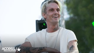 Aaron Carter Releases Most Of His New Single, 'Don't Say Goodbye'