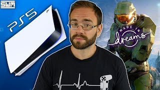 A New PS5 Feature Revealed Online and Halo Infinite Is Being Made In Dreams? | News Wave