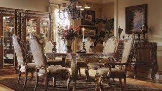 Elegant Dining Room Furniture Sets