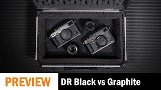 Fujifilm X-Pro3 Dura Black vs X-Pro2 Graphite