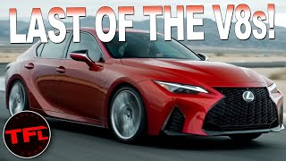 GLOBAL DEBUT: Lexus Reveals The New Era Of F Sport Performance — Here's What You Need To Know! by The Fast Lane Car