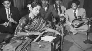 Geeta Dutt : Tera aana tera jaana : Film - Hamari Manzil (1949