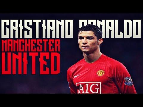 Cristiano Ronaldo - Crazy Skills Show Compilation - Manchester United