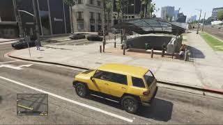 GTA 5 прохождение серия 2 (Неудачный угон)
