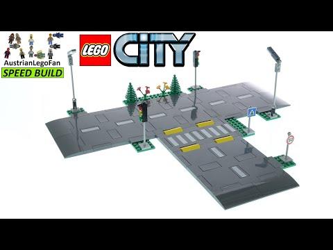 Vidéo LEGO City 60304 : Intersection à assembler