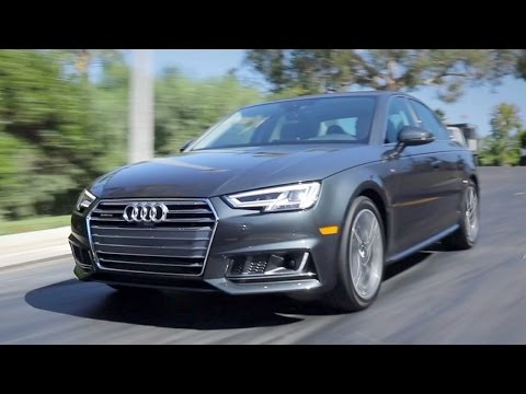 2017 Audi A4 – Review and Road Test