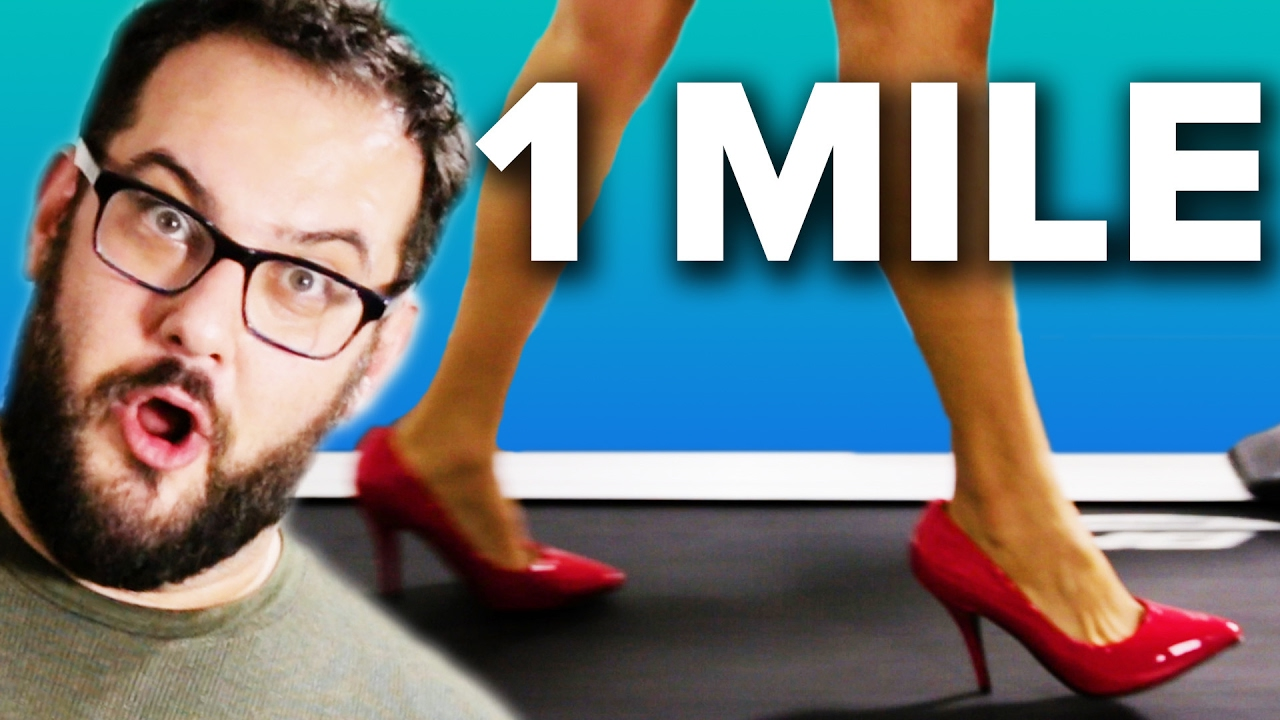 Guys Walk A Mile In High Heels thumbnail