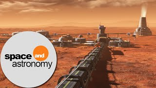 MARS - A Traveler's Guide to the Planets   Full Documentary