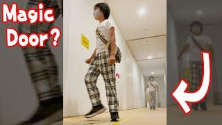 Magic Door funny vfx video No.2 | Viral magic video #SHORTS