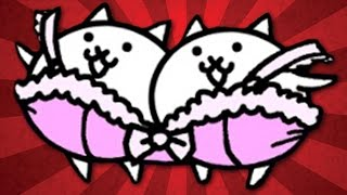 THESE CATS ARE BOOBS - Battle Cats #5