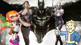 Top 10 Best Video Games of 2015