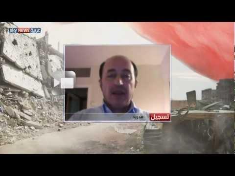 الجيش الحر يتقدم ميدانياً .. أحمد رمضان