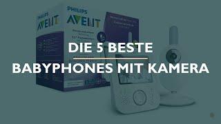 Die 5 Beste Babyphones mit Kamera Test 2021