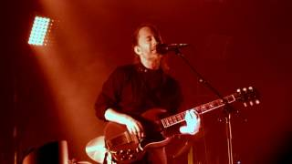Radiohead   Idioteque Et Bodysnatchers   Paris Zenith 2016