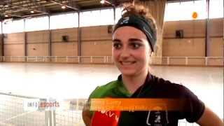 preview picture of video 'Bigues-Sant Cugat d'hoquei femení'