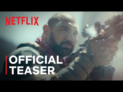 Army of the Dead Teaser Starring Dave Bautista