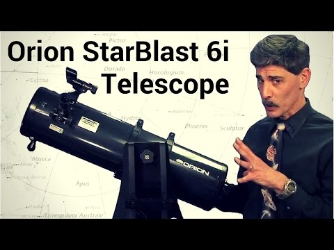 Orion Starblast 6i Intelliscope Reflector Telescope Review