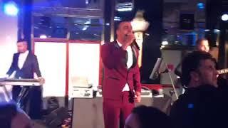 רגב הוד-יותר מדי שנים בהופעה בחתונה במילאנו איטליה(2018)