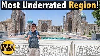 Worlds Most Underrated Region! (CENTRAL ASIA)