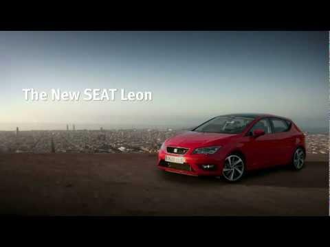 Seat  Leon Хетчбек класса C - рекламное видео 4