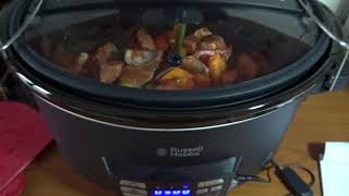 Slow Cooker Sous Vide Russel Hobbs - La nostra video recensione