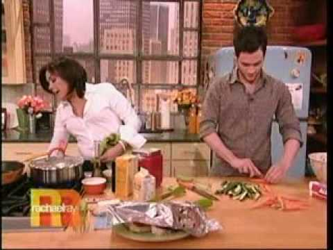 Penn Badgley on Rachael Ray