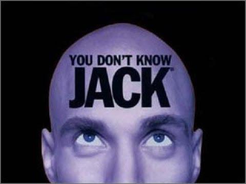 [PC] You don't know Jack - version française