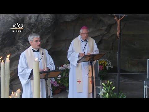 Chapelet du 4 novembre 2020 à Lourdes