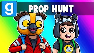 Gmod Prop Hunt Funny Moments - Back to School 2018 Edition! (Garry