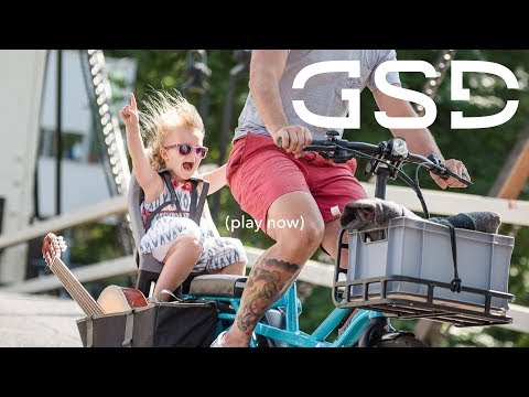 Tern GSD S10 elektrische vouwfiets