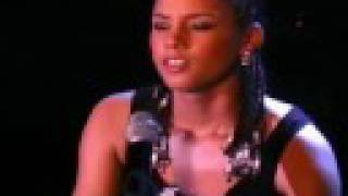 Alicia Keys Concert In London Part 6