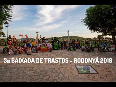 3a Baixada de Trastos - Rodonyà 2018
