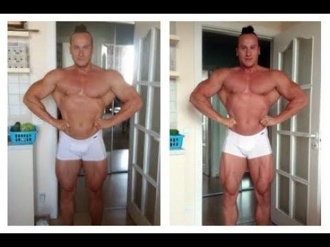 Nutukęs vyras nepraras svorio