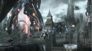 Mass Effect 3: Fallen World - DragonForce Music Video