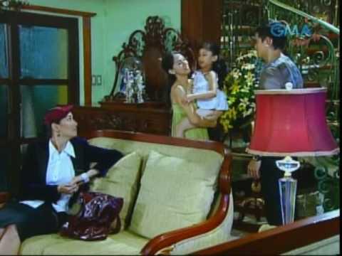 Look Sergio, Marimar's plunging neckline - Marimar Philippine Version