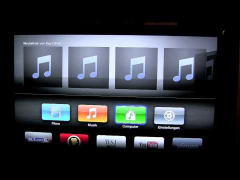 Apple TV Review with iCloud iTunes and AirPlay on the new iPad