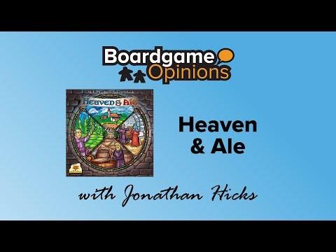 Boardgame Opinions: Heaven & Ale