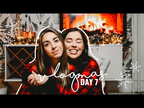 HOLIDAY GIFT GUIDE | VLOGMAS DAY 7 | Allie & Sam