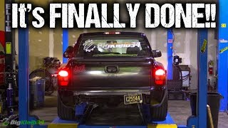 Why I Had to Take My Gas Turbo Truck to a Diesel Shop