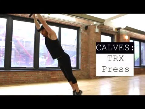 TRX Calf Press