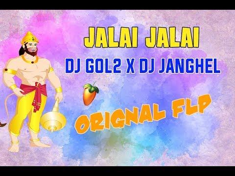 JALAI JALAI (REMIX) DJ JANGHEL & DJ GOL2 OFFICIAL PROMO