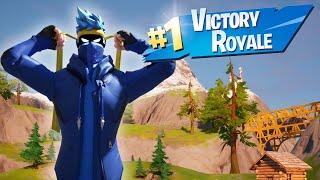Insane Mountaintop Battle!   Ninja