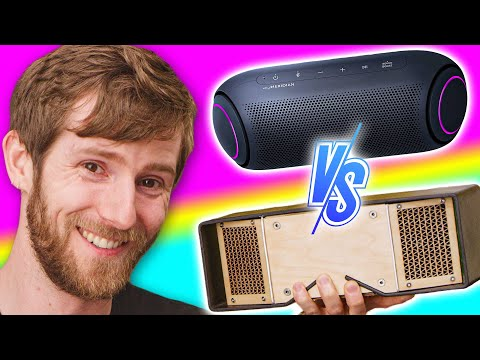 Can we build a better bluetooth speaker? - LG XBOOM Go PL Series