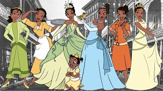 Proof That Tiana Is The Most Stylish Disney Princess 🐸✨🥘